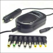 Универсальное автомобильное зарядное устройство для ноутбука