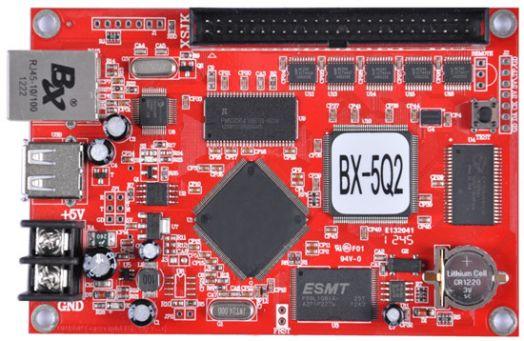Контроллер для полноцветного табло BX-5Q2