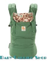ERGO Baby CARRIER ORGANIC COLLECTION River Rock Green BCO313PRNL
