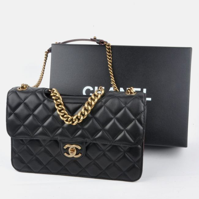 Chanel Perfect Edge Jumbo Flap Shoulder Bag 1:1