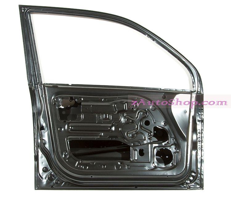 Daewoo Matiz (01-) дверь передняя левая без молдинга