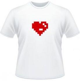 Сердце 8бит
