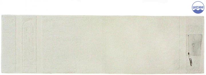 CHIBA - Полотенце (115*30 см, цвет белый)