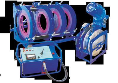 Аппараты для сварки пластиковых труб ПНД