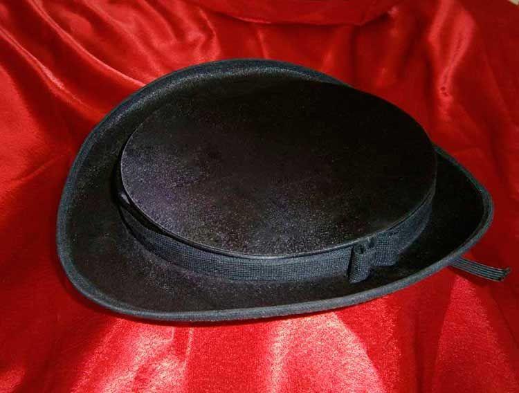 Шляпа для шапокляк своими руками 66