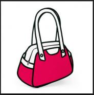 Мультяшные сумки серии First Date