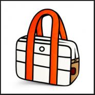 Мультяшные сумки серии Hola