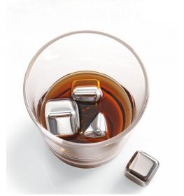 """Железные кубики для охлаждения напитка - """"Ice Cubes"""""""