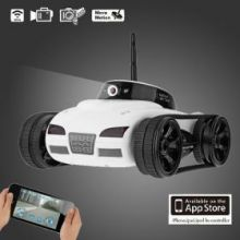 Шпионская игрушка I-Танк управление с Wi-Fi, Iphone, Ipad