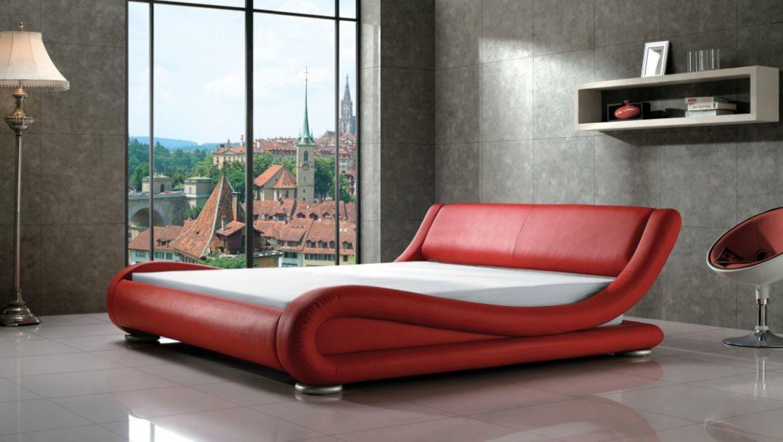Кровать AY203 NightCat (Разные цвета) | LineSleep