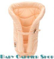 Поддерживающая вставка для новорожденного в слинг-рюкзак ERGO BABY «INFANT INSERT Heart2Heart ORGANIC Blush Beige» [Эрго Беби IIOBNL бежевый с розовым оттенком]