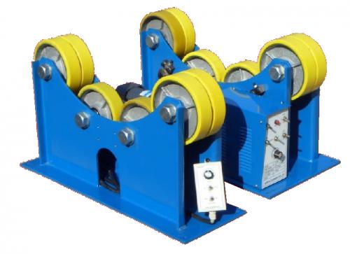 Сварочные роликовые вращатели NHTR-3000
