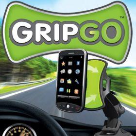 Универсальный держатель GRIPGO для телефонов, gps и планшетов