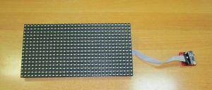 Светодиодные дисплеи с контроллером Arduino nano