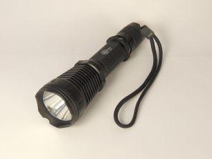 Светодиодный фонарь (Тактический с выносной кнопкой)