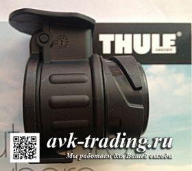 Переходник Thule 768009 – адаптер фаркопа с 13 на 7 контактов