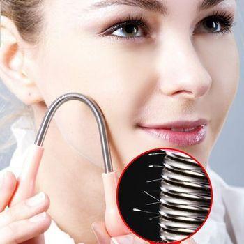 Пружинка для удаления волос на лице Bd-007