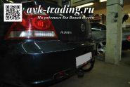 Фаркоп Bosal VFM 4353-A для Nissan Almera Classic 2006-2012 с шаром типа A