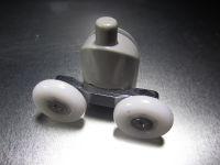 Ролик двойной нижний (S-6) 25мм