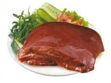 Печень свиная Россия от 10 кг