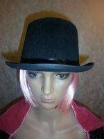 "Бархатный костюм ""Фантазия"". Шляпа."