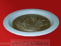 Суп пюре из лесных грибов