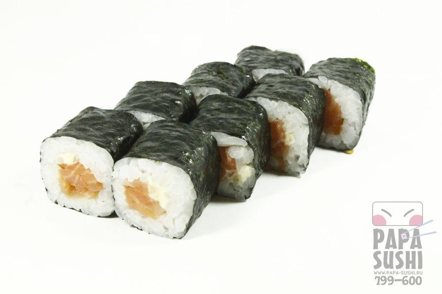 Спайс копченый лосось