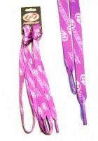 Шнурки Heelys Pink Logo