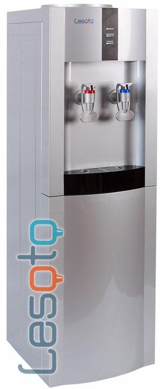 Кулер для воды Lesoto 16 LD/E silver