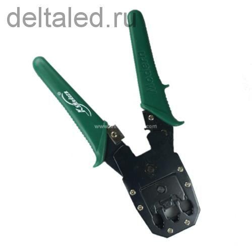 Обжимной инструмент разъем для разьемов RJ4, 5RJ11 RJ12 RJ 13 RJ 14 RJ22, RJ10, или RJ9