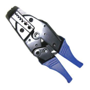 """Пресс-клещи для опрессовки проводов сечением 0,25-6 мм/кв, обжим """"трапецией""""."""