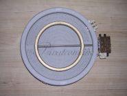 Эл_Конфорка (стеклокерамика) 1700/700 W,d=180, с расшир.зоной