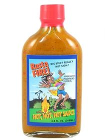 Острый соус Rasta Fire. Hot, Hot ,Hot sauce