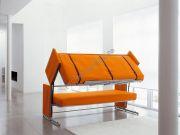 двухъярусная кровать из дивана