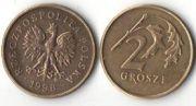 2 гроша. 1998 год. Польша.