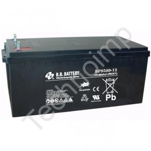 B.B. Battery BPS 200-12 'Аккумуляторная батарея'