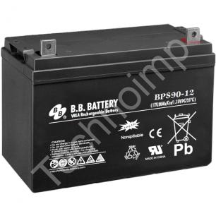 B.B. Battery BPS 90-12 'Аккумуляторная батарея'