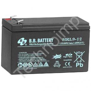 B.B. Battery HRL 9-12 'Аккумуляторная батарея'