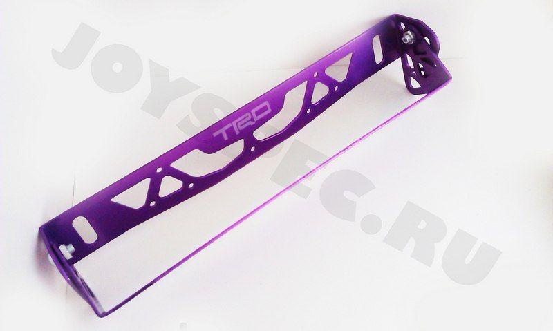 TRD, фиолетовый цвет