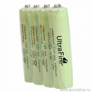 Аккумуляторная батарейка АА 3000mAh 1.2v