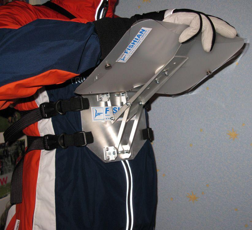 Лыжный планшет Fishian Extreme