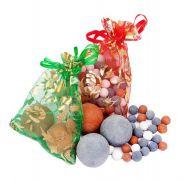 Турмалиновые шарики для ванны Хао Ган