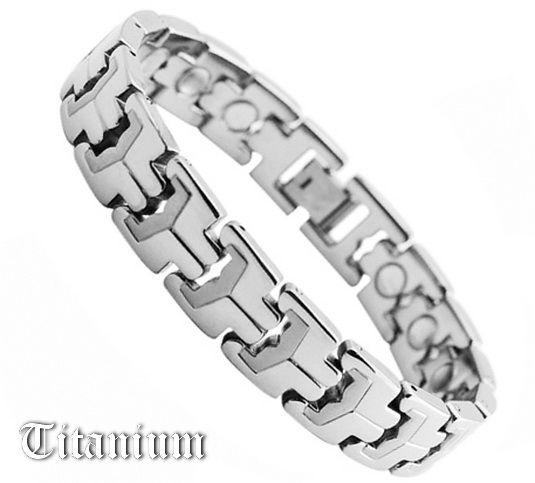 Титановый браслет