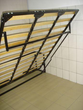 СМАРТБЕД 150F - кровать невидимка в нишу 150 x 200 см