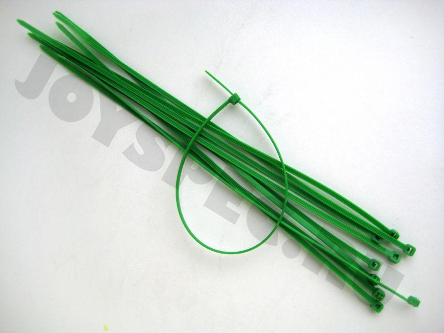 Хомуты зелёные (10шт)