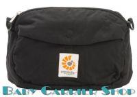 Дорожная поясная сумочка для слинг-рюкзака ERGO BABY «TRAVEL POUCH ORGANIC Black» [Эрго Беби LPO001NL черная]