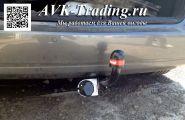 Фаркоп Bosal VFM 2186-A для Volkswagen Touran 2003-н.в. с шаром типа A
