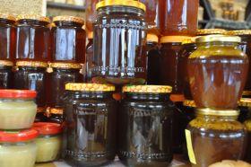 Каштановый мёд 1000гр