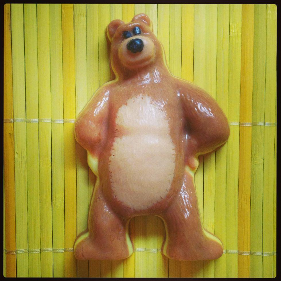 """Мыло """"Медведь"""""""
