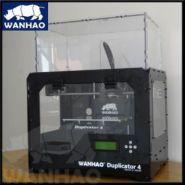3D принтер Wanhao Duplicator 4X в черном корпусе, 2 экструдера